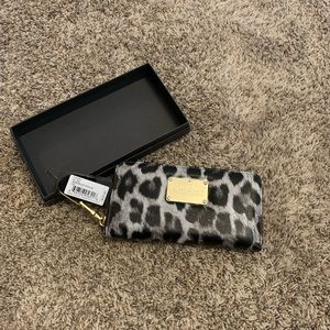 Brand New Bebe Cheetah Wallet